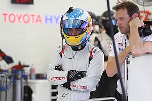 WEC Motorsport.com hírek Alonso remekül beilleszkedett a Toyotánál, még mosolyogni is szokott