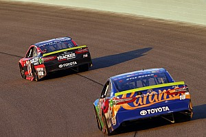 NASCAR Cup Breaking news Truex: