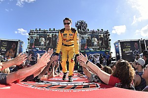 NASCAR Cup Breaking news Landon Cassill joins StarCom Racing for Martinsville