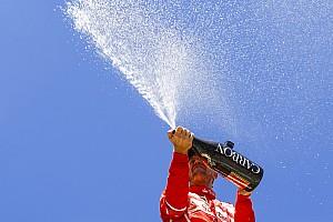 Formel 1 Reaktion Sebastian Vettels hartes Vollgas-Rennen: