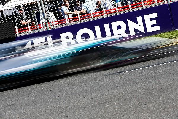 F1 练习赛报告 澳大利亚大奖赛FP2:汉密尔顿继续占据圈速榜头名
