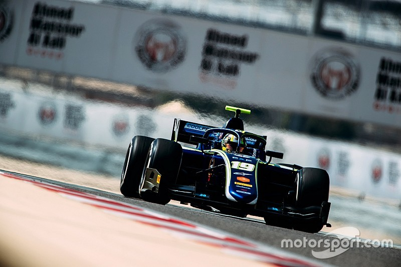 Bahrain F2: Norris beats Russell to maiden pole