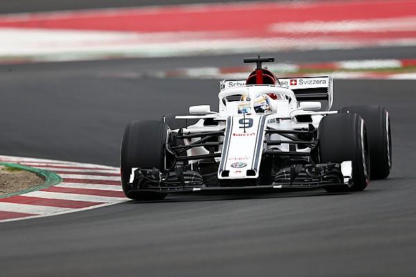 Vergleich: Kilometerleistung der Formel-1-Teams beim Testauftakt