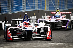 "Formula E Breaking news Rosenqvist mystified over failure that ruined ""perfect day"""