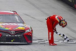 NASCAR Cup Rennbericht NASCAR: Kyle Busch gewinnt