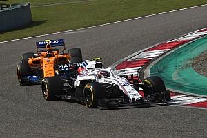 Formel 1 News Williams: Potenzial des Autos nicht ausgeschöpft