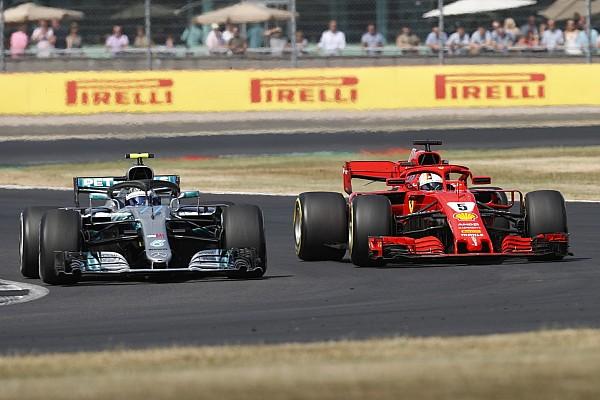 Vettel had to