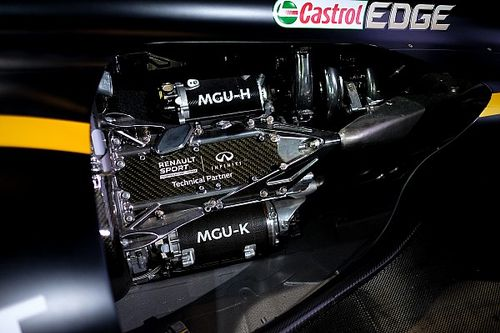 F1 power unit rules too complex for new entrants - Richards