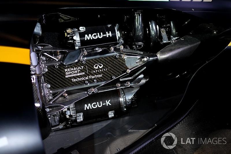 Renault «придушить» двигун на тестах Ф1
