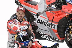 Dovizioso: Mengulangi 2017 tak cukup untuk gelar
