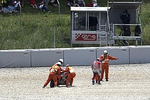 MotoGP Nieuws Dovizioso crashte omdat hij 'over de limiet' reed