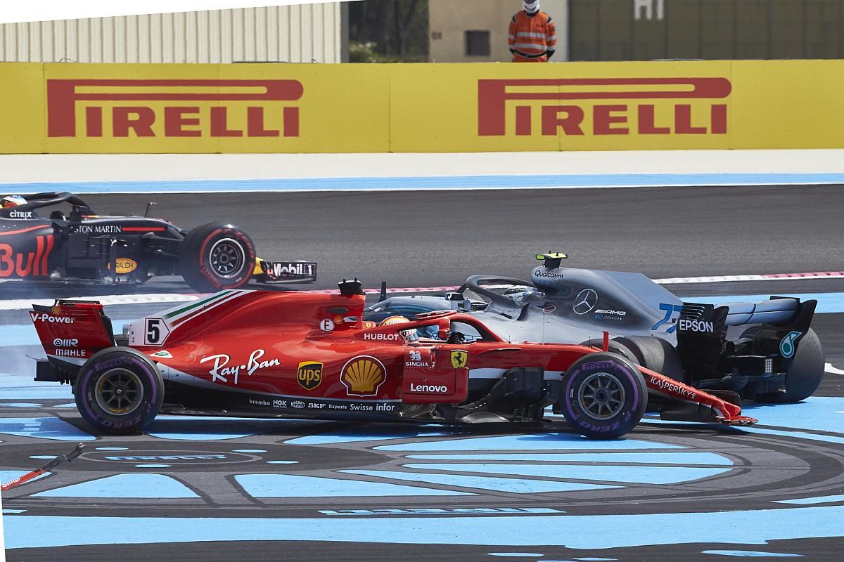 La FIA defiende los cinco segundos de sanción a Vettel