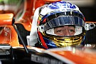 Formula 1 Alonso, 2018 McLaren aracına ilk kez oturdu