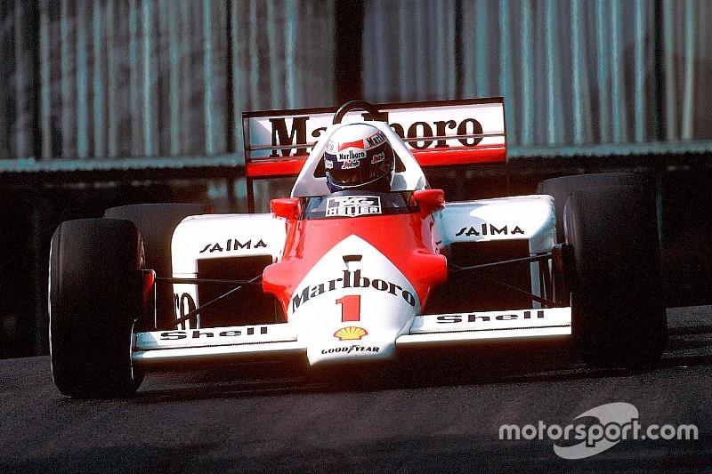 Diaporama - Toutes les McLaren F1 depuis 1966