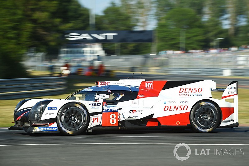 24h Le Mans 2017: Anthony Davidson glaubt an Fluch über Toyota