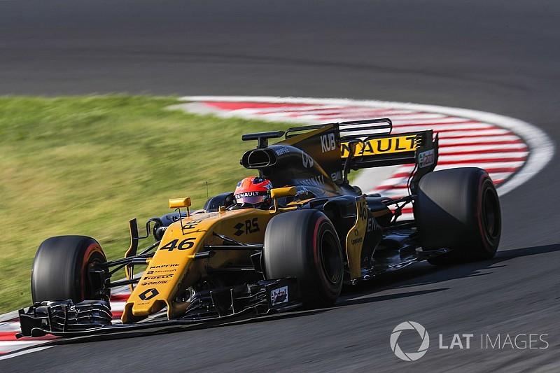 Kubica logró el cuarto mejor tiempo en Hungría