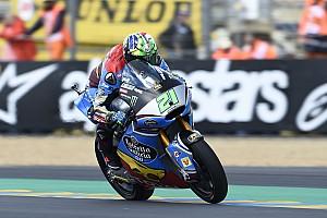 Moto2 Reporte de la carrera Moto2: Victoria de Morbidelli, con Hernández 10°
