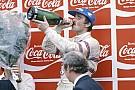 Há 37 anos, atropelamentos marcaram 1º pódio de Mansell
