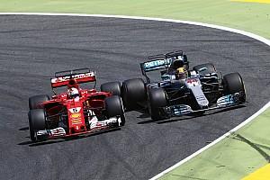 Formule 1 Diaporama Photos - Le film du duel Hamilton/Vettel