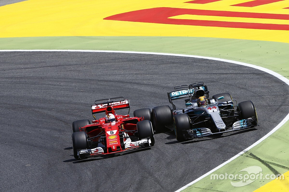 Фаворити Гран Прі Іспанії: версія букмекерів