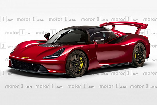 Automotive Breaking news Is this how Dallara's new road car will look in the flesh?