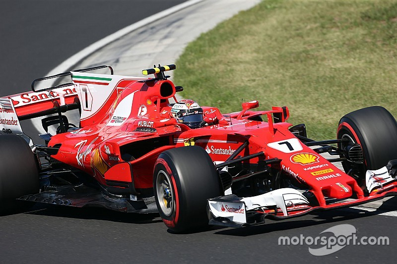 """【F1】ライコネン、痛恨のミスでPPチャンスを""""投げ捨てて""""しまった"""