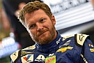 NASCAR Cup Earnhardt hopes for better luck after wrecking out at Indianapolis
