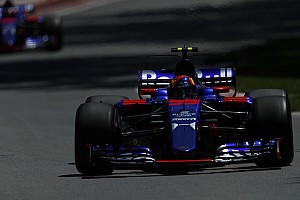 Kvyat remet en cause sa collaboration avec Sainz