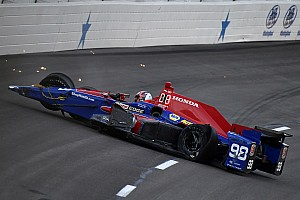 """IndyCar Breaking news Rossi has a """"different perspective now"""" on Texas shunt"""