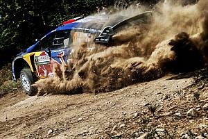 WRC News WRC-Fahrer Sebastien Ogier mit Unfall bei Test in Finnland