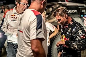 Cross-Country Rally Noticias de última hora Sebastien Loeb abandona el rally Silk Way debido a lesión