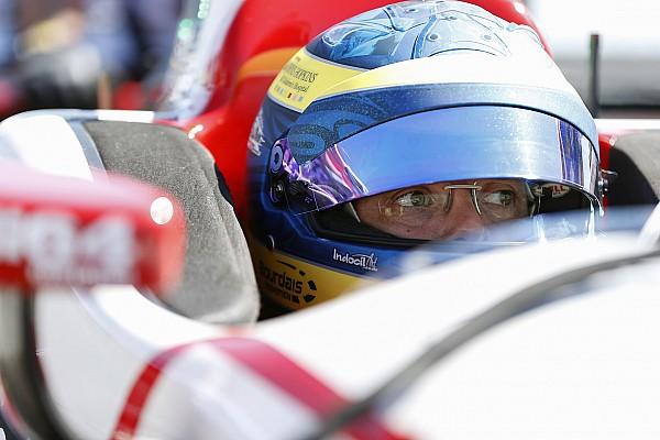 IndyCar Бурде приголомшений перемогою в першій гонці IndyCar 2017 року