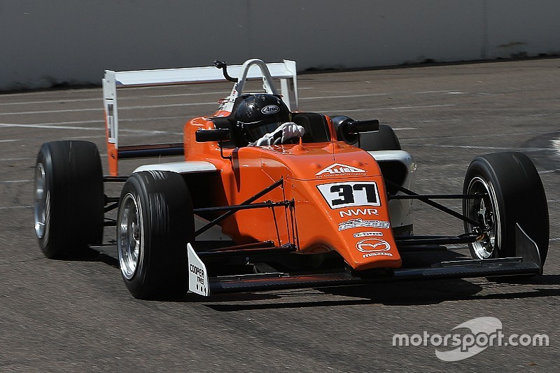 Keane and Abel to race for Newman Wachs at Mid-Ohio