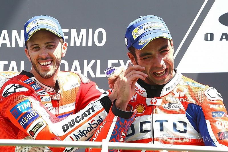MotoGP Italia: Misi Ducati jaga kemenangan kandang