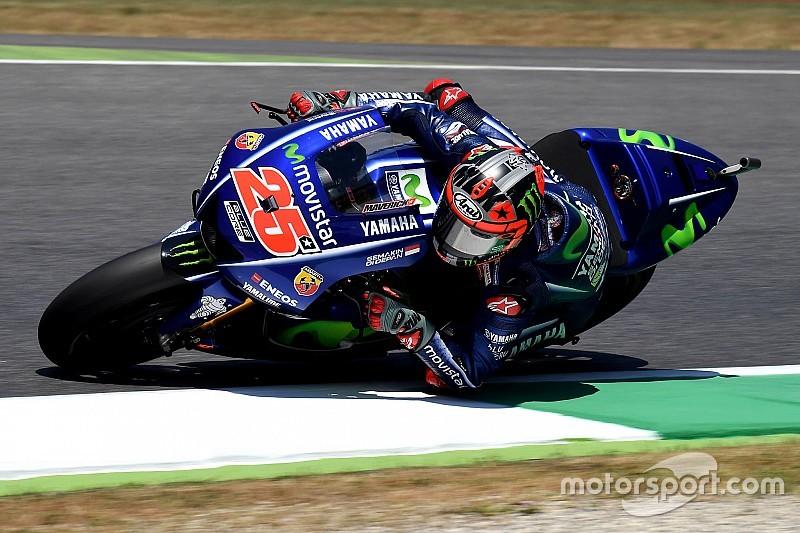 Yamaha запланировала провести частные тесты в Арагоне