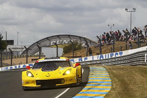 Chevrolet ve reducido su rendimiento para Le Mans