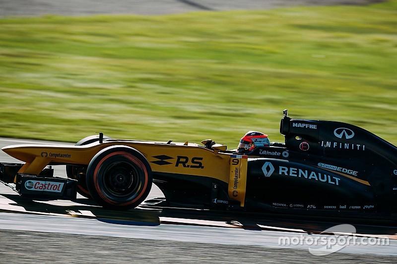 Renault niega que Kubica vaya a disputar entrenamientos libres