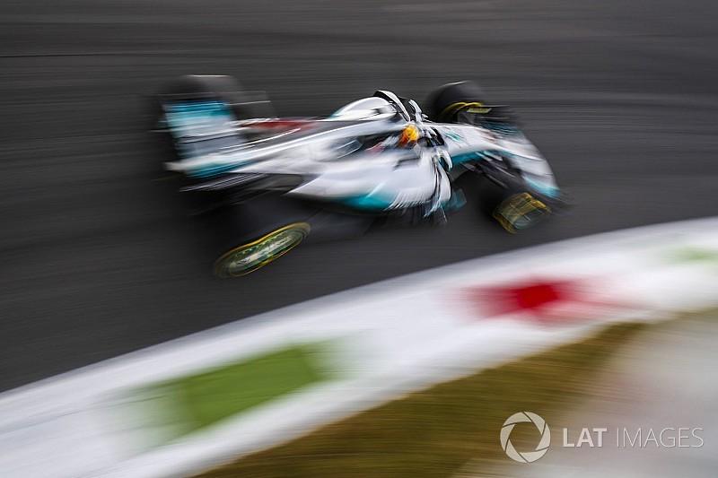 Olasz GP: Hamilton diktálta a tempót Bottas és Vettel előtt az első edzésen