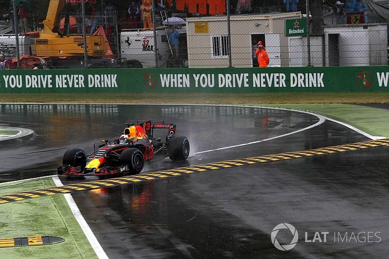 A Red Bull szerint túl sokáig vártak Monzában az időmérőre