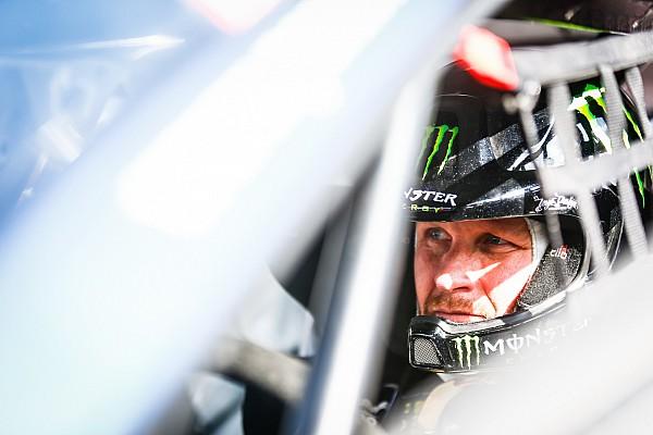 World Rallycross Noticias de última hora Solberg será operado, pero apunta a un pronto regreso