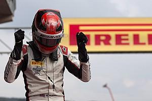 GP3 Actualités George Russell remporte le titre GP3!