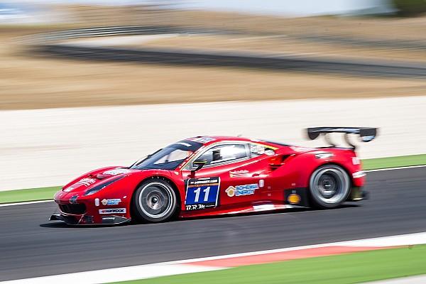 Scuderia Praha Ferrari wins the 24H Portimão