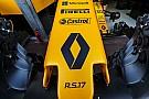 Renault Sport F1 a démarré la R.S.18