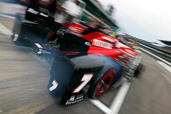 IndyCar Новость Видео: невероятный сейв Алешина на «Индианаполисе»