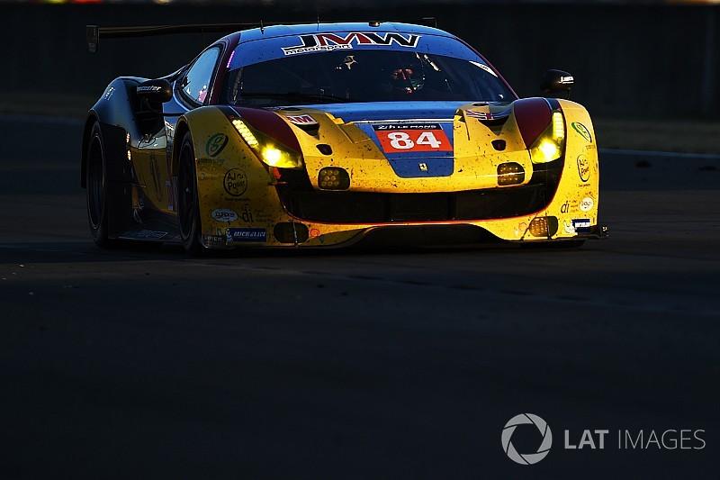 Tripletta delle Ferrari 488 nella classe GTE-AM, delusione nel GTE-PRO