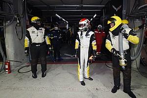 Le Mans Intervista Garcia: