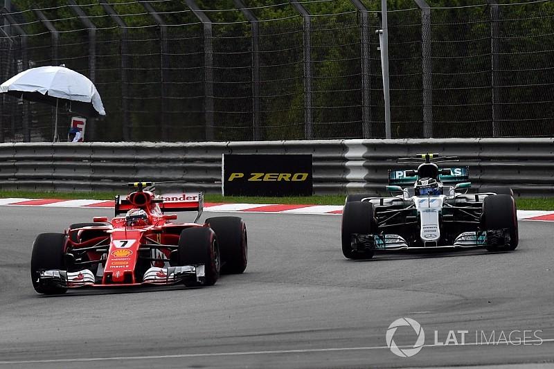 """Wolff: Räikkönen """"a sûrement la voiture la plus rapide"""" en course"""