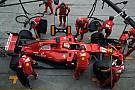 Vettel aura un nouveau moteur pour les qualifications