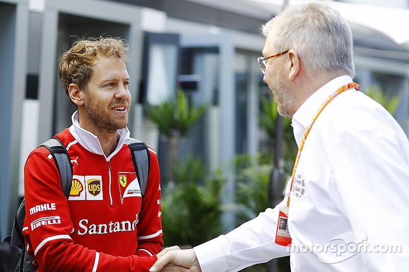 Ross Brawn: Vettel darf nicht nur