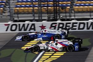 IndyCar 速報ニュース 【インディ】アイオワ予選5位の佐藤琢磨「チームが最高の仕事をした」
